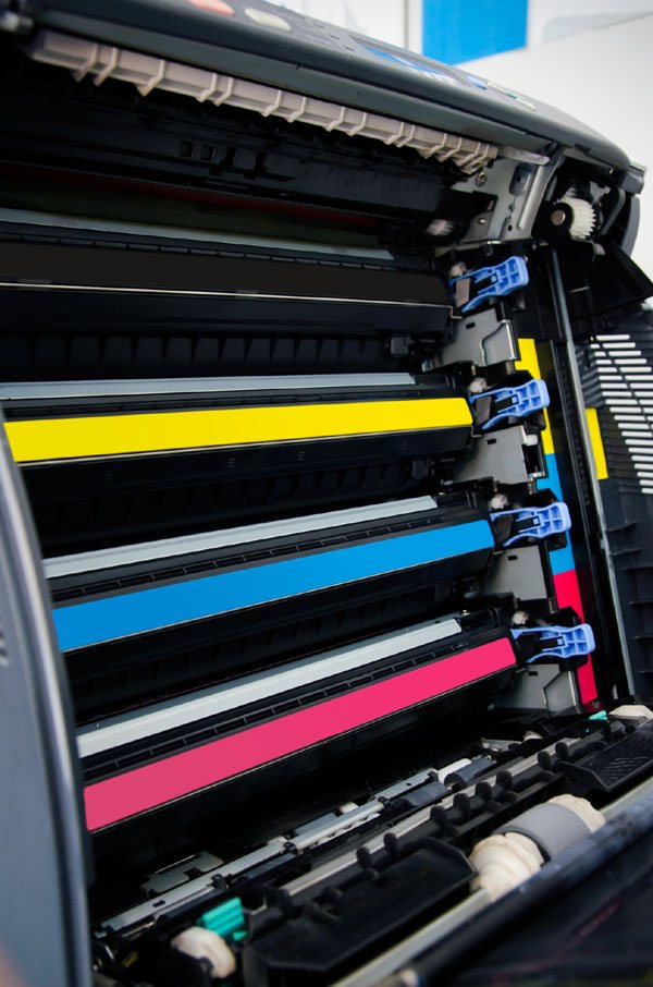 Toner contract Colour laser
