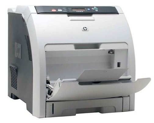 HP 2605DN printing faint magenta prints or not printing