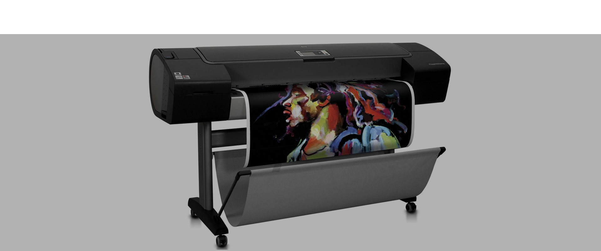 HP Designjet plotter repair from only £100.00 plus vat