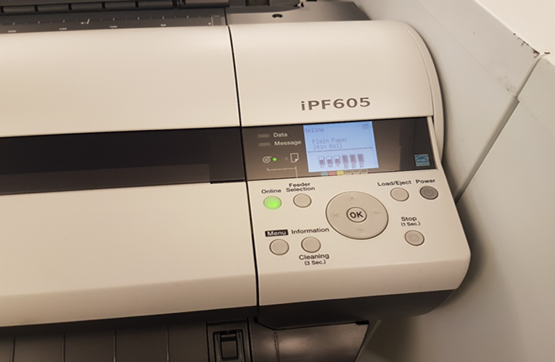 Canon Plotter Repairs