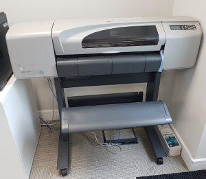 HP Desingjet repair Designjet 500