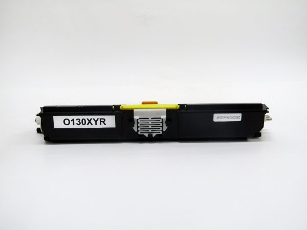 Reman OKI C110 Yellow Toner 44250721